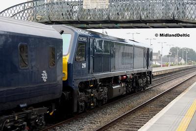 Portlaoise (Rail), 11-08-2016