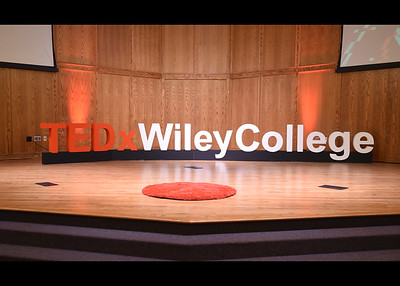 24Oct19 - TEDx Wiley College.