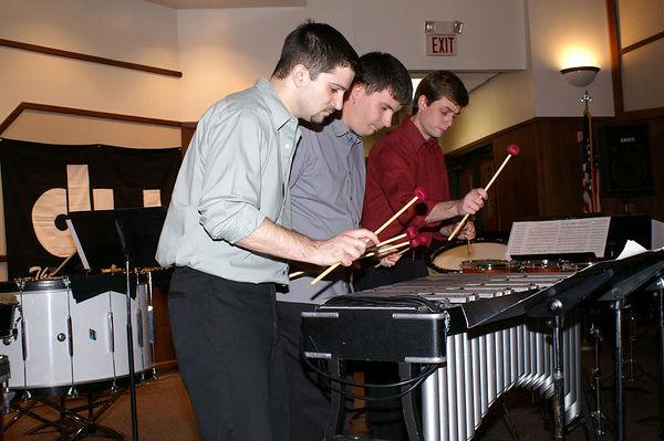 ECU Percussion Day