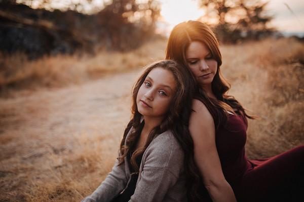 Joanne & Makayla {Family}