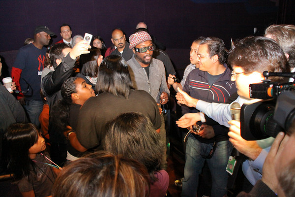Will.I.Am Meet-and-Greet 2010