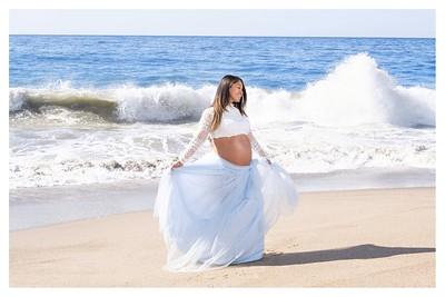 Alma's Maternity Shoot 1.23.21