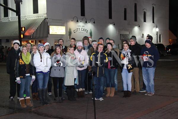 11-28-14 NEWS Parade of Lights @ Archbold