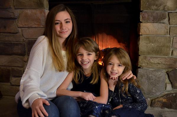 Martin Family December 2017