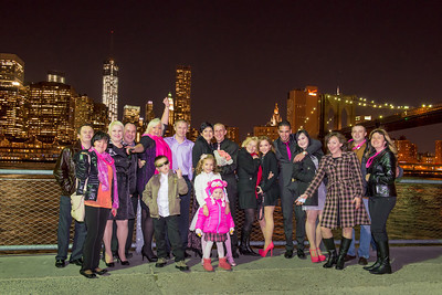 Brooklyn Bridge Park Family Photos