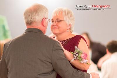 Ann and Dave Anniversary Dance
