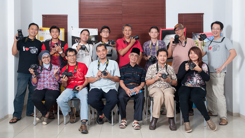 Kupas tuntas kamera Nikon 25 Agustus angkatan 26