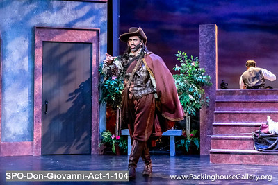 Don Giovanni Act 1 Pt 1