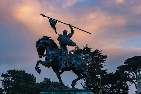 Legion of Honor- San Francisco
