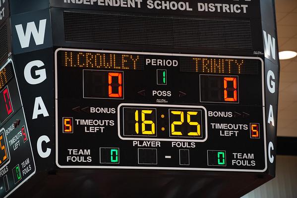Varsity vs  Trinity Regional Playoff 02-26-19