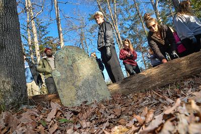 Walnut Grove Slave Cemetery