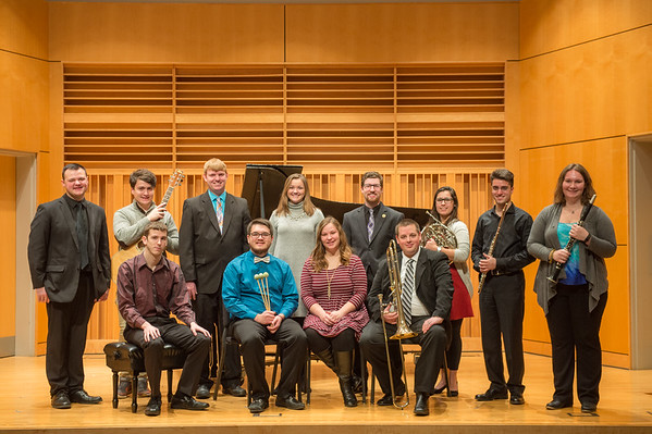 School of Music's President's Recital Group