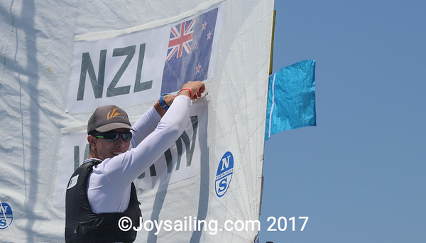 Day 1 Racing Youth Match Racing World Championship