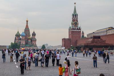 Moscow - Kazan