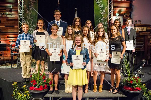 20170602 - 8th Grade Promotion