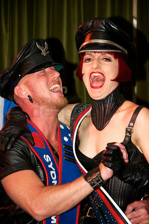 Mr Ms Sydney Leather 2012