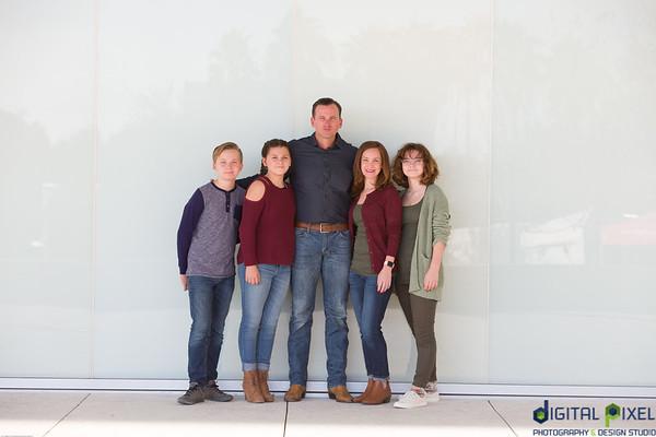 Woodard Family 2017