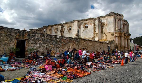 Central America: 2008
