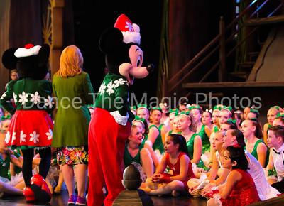 Elite Holiday Spectacular at Disneyland