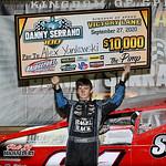 Bridgeport Speedway - Danny Serrano 100 - 11/7/20 - Michael Fry