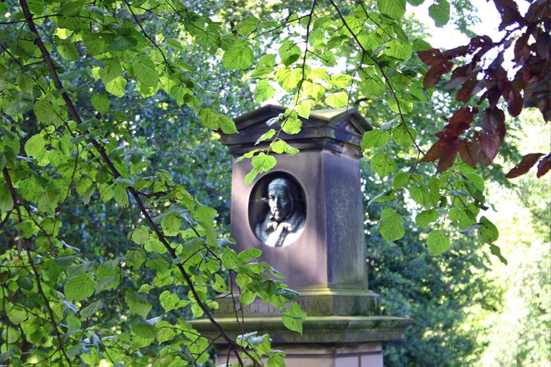 Greyfriars graveyard, Edinburgh