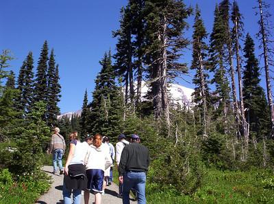Mount Rainier 07-2004