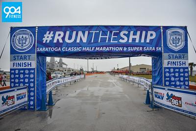 Saratoga Classic Half Marathon & 5k 2019