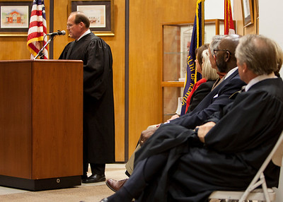 Paducah Mayor & Commission Swearing In Ceremony