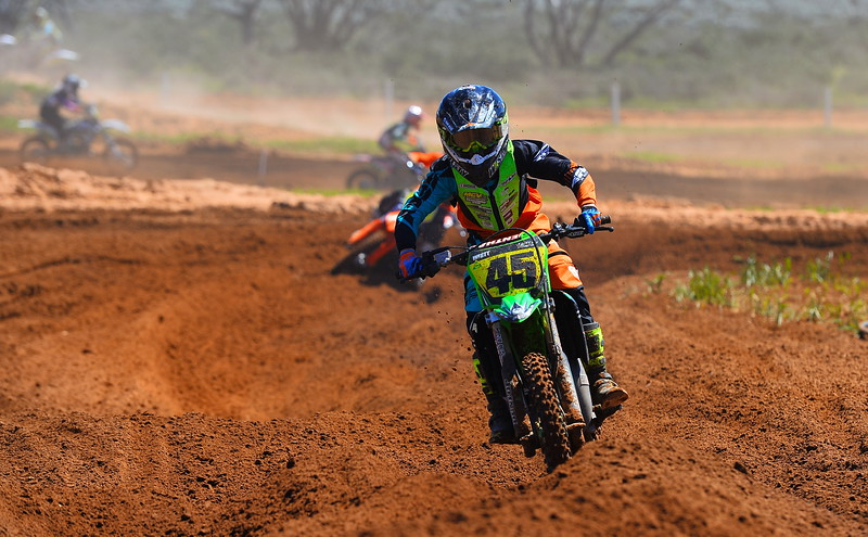 2016 Australian Junior MotoX Titles  Last Day