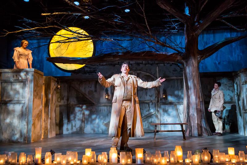 C. by Theatre Latte' Da  - starring Bradley Greenwald