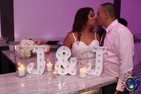OCTOBER 25TH, 2019: JESSICA AND JORGE'S ENGAGEMENT PARTY