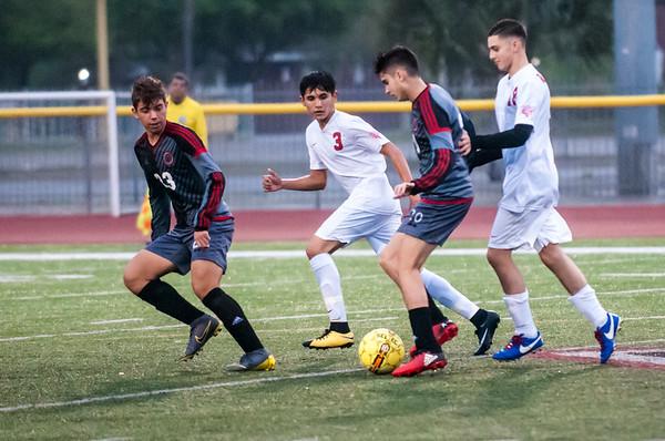 March 19, 2019 - Soccer Boys - Rio Grande City vs Sharyland Pioneer_LG