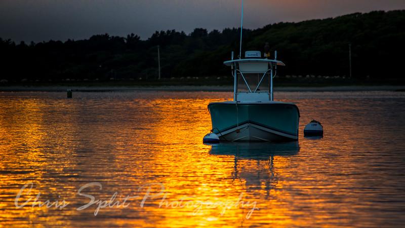sunset single boat monument june 2107 (1 of 1).jpg