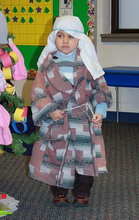 preschool 2011 Christmas play