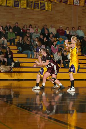 Onalaska HS vs. Montesano HS, ladies jv and varsity, December 17, 2010