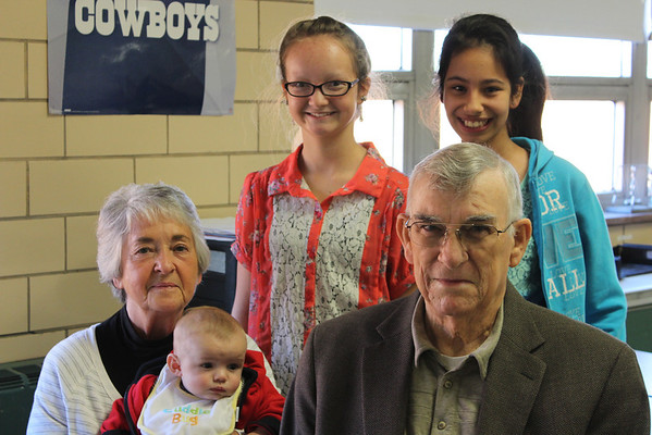 TMS Grandparents Day