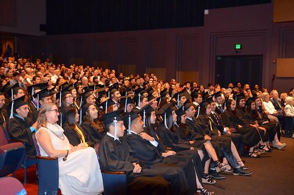 2016 Early College High School Graduation
