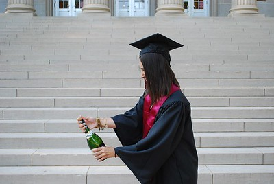 Suzanne Sabia Graduation Photography