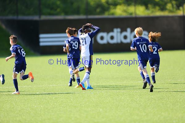 Boys Under 12 FC Alliance v Seattle United
