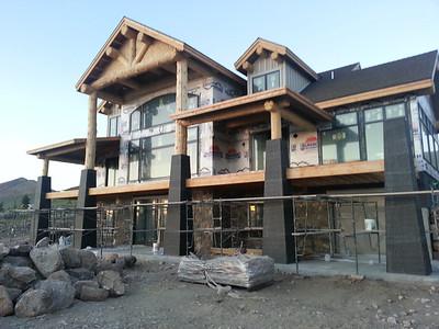 Building Family Cabin