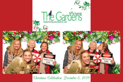 Gardens at Eastside Holiday Party