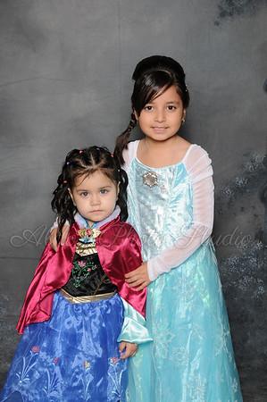 Briana y Lizeth