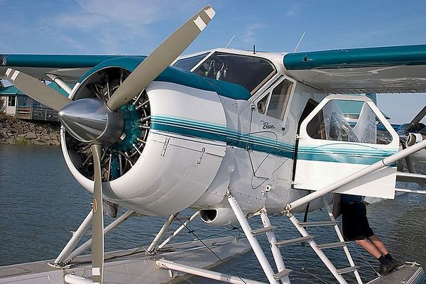 03- Float Planes, The Better Way to Get Around