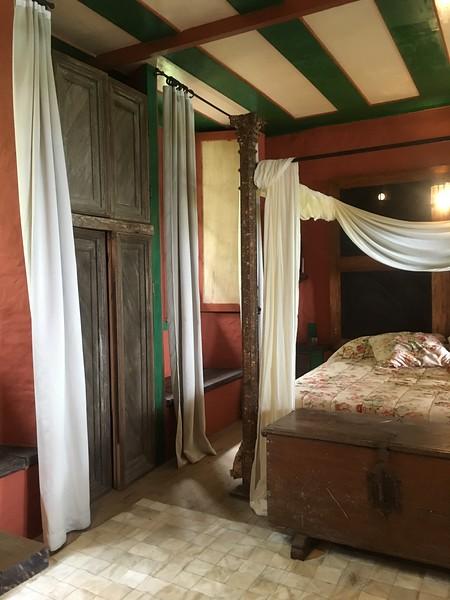 Master suite fazenda Maison Casa Bromelia