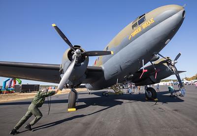 Warbirds Over Monroe Airshow - 2016 Nov 12