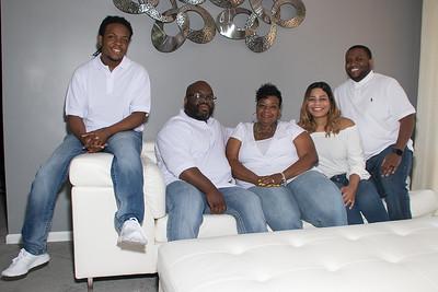 Cedric Ragland Family Aug 2020