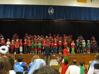2008-12-19 3rd Gr Christmas Program