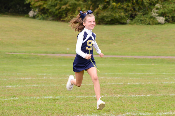 Pee Wee Cheer Squad Vs Clifton Heights