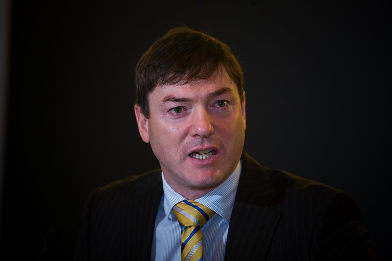 Paul Lynch, Consul-General, UK Trade & Investment