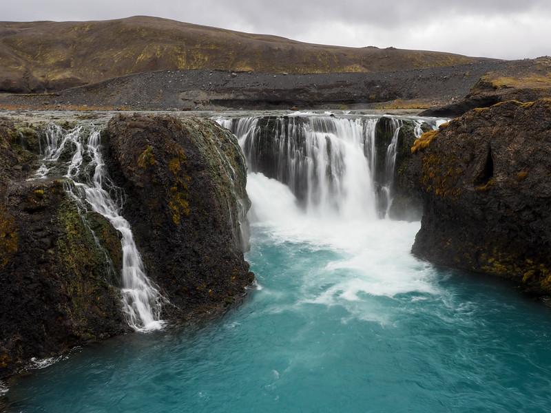 Sigoldufoss in Iceland
